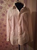 Блуза белая tommy hilfiger 12 размер европейский