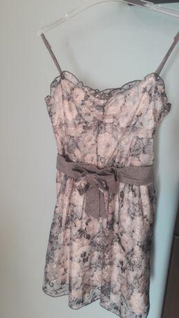 Sukienka wesele M/S Zara Otwock - image 1