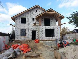 Построим дом вашей мечты от Фундамента до Крыши.