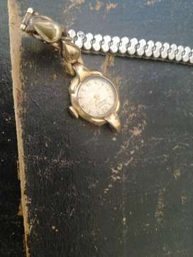 old Swiss watch stamps and picture frame