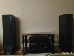 срочно Продам CD Magnat MCD 450+Колонки+усилитель