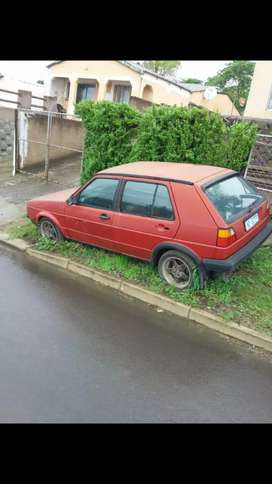 GOLF 2 GTI FOR SALE R17K NEG