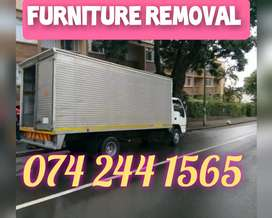 Affordable Reliable Fast and cheap Truck for moving Furniture