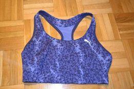 Nowy sportowy biustonosz stanik cropp top dryfit fitness siłownia puma