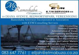 Commercial Law Services