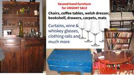 Secondhand Furniture for URGENT SALE