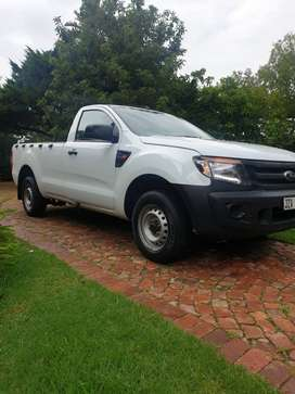 2015 Ford Ranger Single Cab
