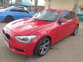 2015 BMW 116i twinturbo for sale