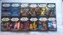 Star wars gwiezdne wojny Zdrada, Braterstwo krwi, Szlak przeznaczenia,
