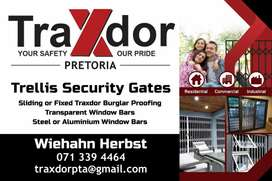 Traxdor Security Gates and Burglar bars