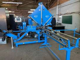 Sente Makina Spiral Duct Machine