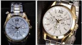 Brand New KRONEN and SOHNE Imperial Classico Voyager Automatic Chronog