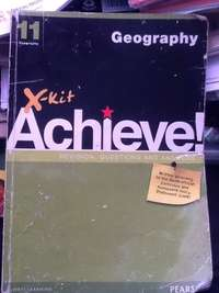 Image of geography book gr11