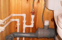 Водопровод - сантехник - канализация!