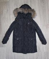 Куртка пуховик h&m р.146