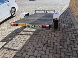 Trailer in very good condition is a must see