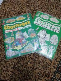 Книга английский язык chatterbox 4 holderness