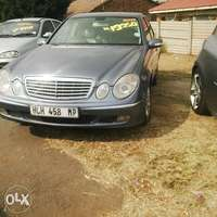 Image of E 270 benz for sale in Joburg