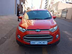 Ford ecosport 1.5 titanium for SELL