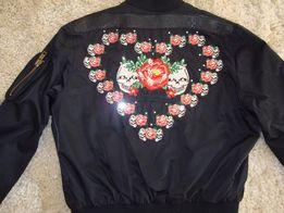 Куртка бомбер Philipp Plein женская