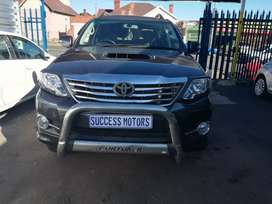 2012 Toyota Fortuner 3.0 D4D 4*2 Automatic