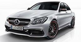 Комплект обвеса Mercedes W205 C 63 AMG( оптика , спойлер , диффузор)