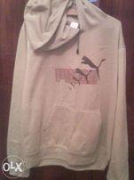 Торг Мужская кофта Puma с капюшоном