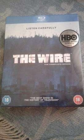 The Wire Complete Series BLU RAY (5 Seasons)  New