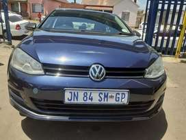 2013 Volkswagen Golf 7 (2.0) Manual With Service Book