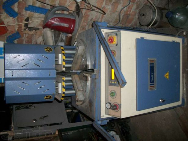 продам станок для виготовлення металопластикових вікон