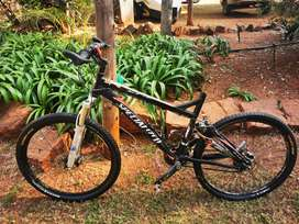 SPECIALIZED 26er Soft Tail