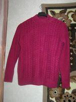 свитер женский 48р