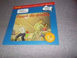 """""""Prezent dla dziadka""""- piękna książka dla dzieci"""
