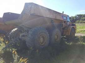 CATERPILLAR 740BB1P STRIPPING FOR SPARES