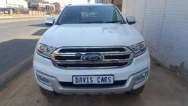 2017 Ford Everest 2,2 .