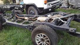 Fortuner chassis