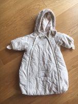 Śpiworek kombinezon niemowlęcy 68