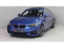 2016 BMW 2 Series 220d Coupe M Sport Auto For Sale