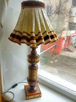 старинный торшер 80см. Германия лампа светильник ночник антиквариат