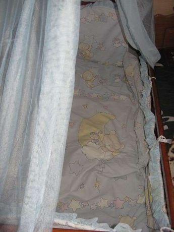 Комплект в детскую кроватку , держатель в подарок Ахтырка - изображение 8