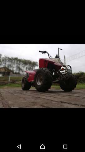 Dacar quad bike