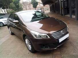 Suzuki Ciaz 2018 model brown in color 68000kms