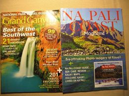 Гранд Каньон и Гаваи (Кавайи) на английском языке
