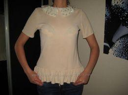 ASOS блузка воротник жемчуг 700 ₽