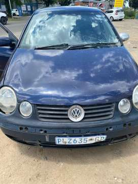 VW POLO 1.6 (BAH) -2006 - STRIPPING FOR SPARES