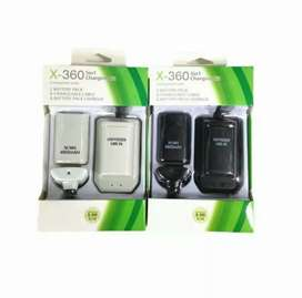 New Xbox 360 Rechargeable Battery Pack with Plug & Play for Sale...