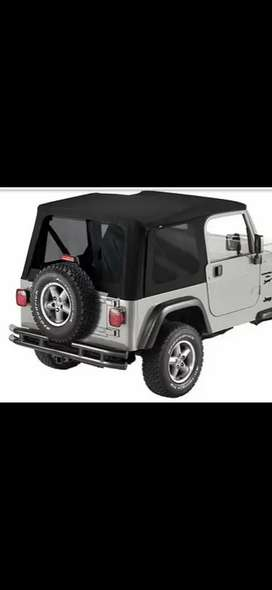 Jeep TJ soft Top – 1997 to 2006 – BRAND NEW