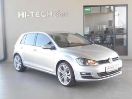 2015 VOLKSWAGEN GOLF VII 1.4TSI COMFORTLINE WITH ONLY 44000KMS