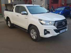 2017 Toyota Hilux GD6 2.8