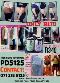 Weight Loss R170 0